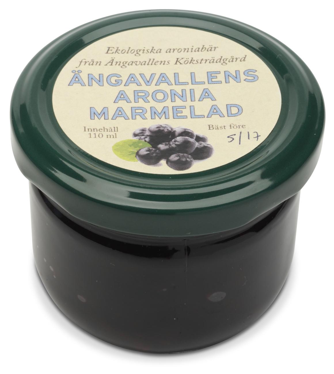 Ängavallens Aronia marmelad