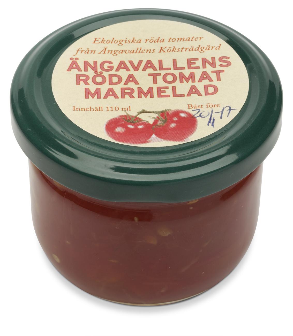 Ängavallens Röda tomat marmelad